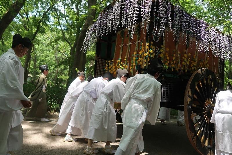 葵祭とラリー_f0076731_07230489.jpg