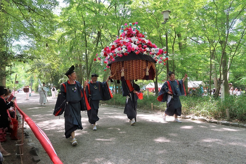 葵祭とラリー_f0076731_07241618.jpg
