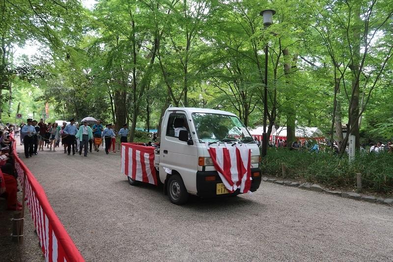 葵祭とラリー_f0076731_07244068.jpg