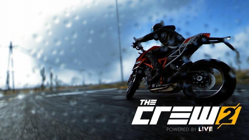 ゲーム「THE CREW2 1290 SUPER DUKE R ABS」_b0362459_19295357.jpg
