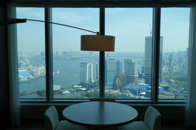 タイムセールで取った「コンラッド東京」 (2)_b0405262_07203591.jpg