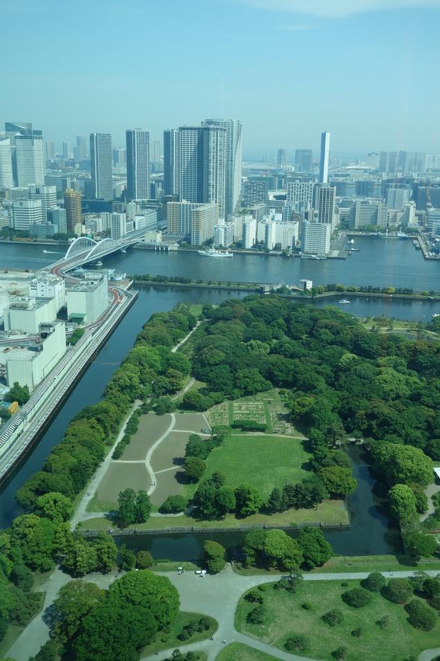 タイムセールで取った「コンラッド東京」 (2)_b0405262_1630471.jpg