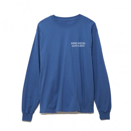 WIND AND SEA - LONG SLEEVE CUT-SEWN TIEDYE 6.1(Sat) Release._f0020773_2121386.jpg