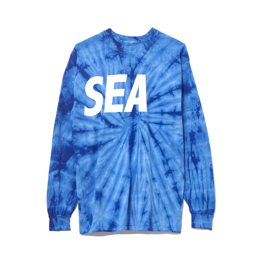 WIND AND SEA - LONG SLEEVE CUT-SEWN TIEDYE 6.1(Sat) Release._f0020773_2144338.jpg