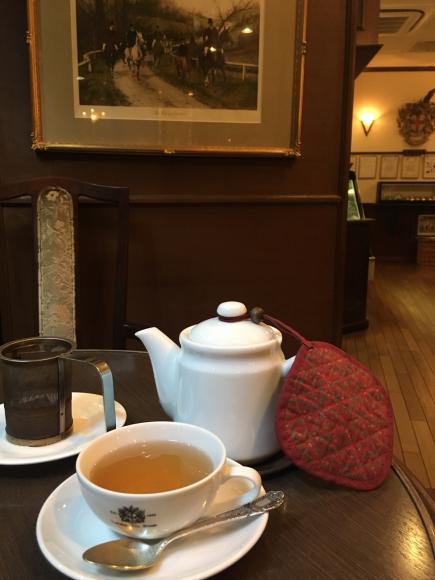 London tea room(曽根崎新地 大阪市)_d0339676_21530461.jpg