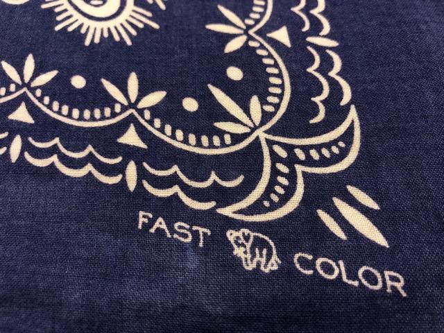 6月1日(土)マグネッツ大阪店ヴィンテージバンダナ入荷!!#1  Elephant Brand by Davis and Catterall編!NOS & Dot!!_c0078587_1550402.jpg