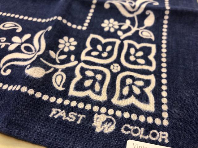 6月1日(土)マグネッツ大阪店ヴィンテージバンダナ入荷!!#1  Elephant Brand by Davis and Catterall編!NOS & Dot!!_c0078587_1550657.jpg