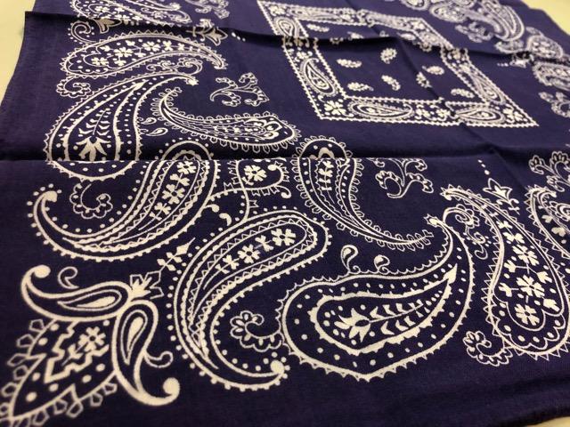 6月1日(土)マグネッツ大阪店ヴィンテージバンダナ入荷!!#1  Elephant Brand by Davis and Catterall編!NOS & Dot!!_c0078587_16121018.jpg
