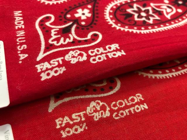 6月1日(土)マグネッツ大阪店ヴィンテージバンダナ入荷!!#1  Elephant Brand by Davis and Catterall編!NOS & Dot!!_c0078587_16194960.jpg