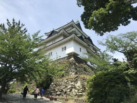 和歌山城探訪_d0054704_20061581.jpg
