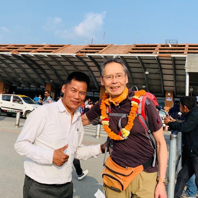 """2019年5月 『ヒマラヤピークトレッキング 1.アプローチ』May 2019 \""""Himalaya Peak Trekking 1.Approach\""""_c0219616_11434117.jpg"""