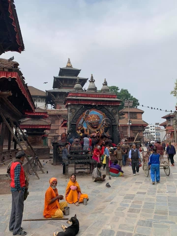 """2019年5月 『ヒマラヤピークトレッキング 1.アプローチ』May 2019 \""""Himalaya Peak Trekking 1.Approach\""""_c0219616_11495959.jpg"""
