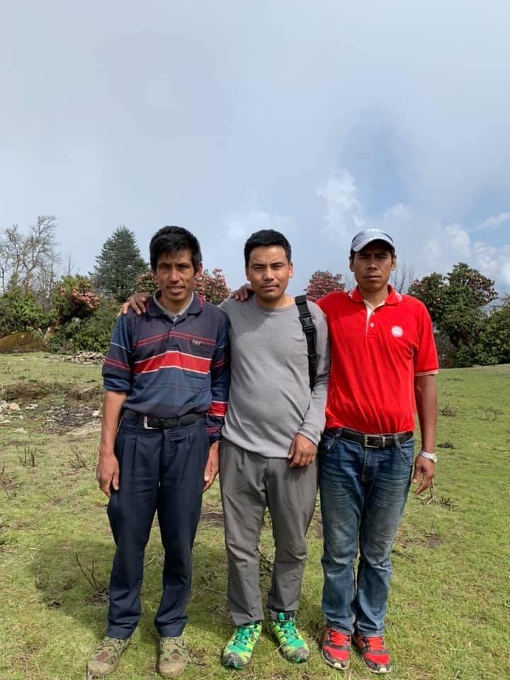 """2019年5月 『ヒマラヤピークトレッキング 1.アプローチ』May 2019 \""""Himalaya Peak Trekking 1.Approach\""""_c0219616_11584328.jpg"""
