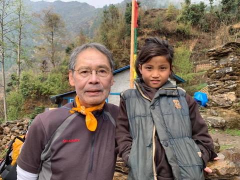 """2019年5月 『ヒマラヤピークトレッキング 1.アプローチ』May 2019 \""""Himalaya Peak Trekking 1.Approach\""""_c0219616_12071979.jpg"""