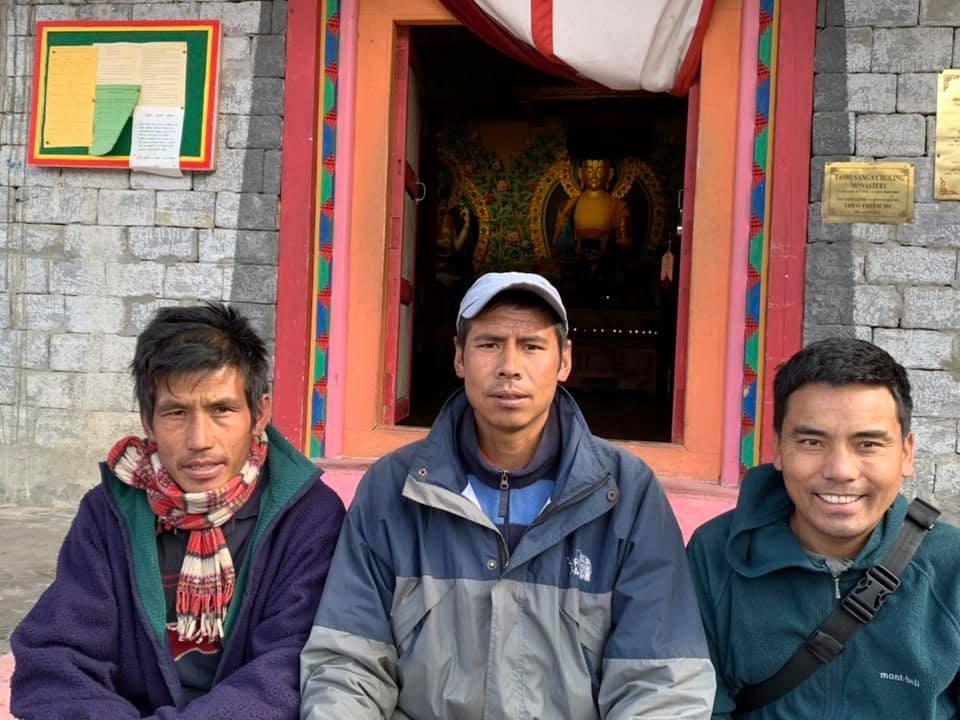 """2019年5月 『ヒマラヤピークトレッキング 1.アプローチ』May 2019 \""""Himalaya Peak Trekking 1.Approach\""""_c0219616_12105540.jpg"""