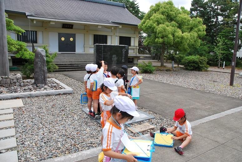 松本小学校 校外学習_f0067122_10250499.jpg