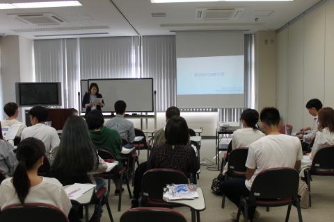 講義「国際交流ファシリテーター」において講師の方にお越しいただきました。_c0167632_14001035.jpg