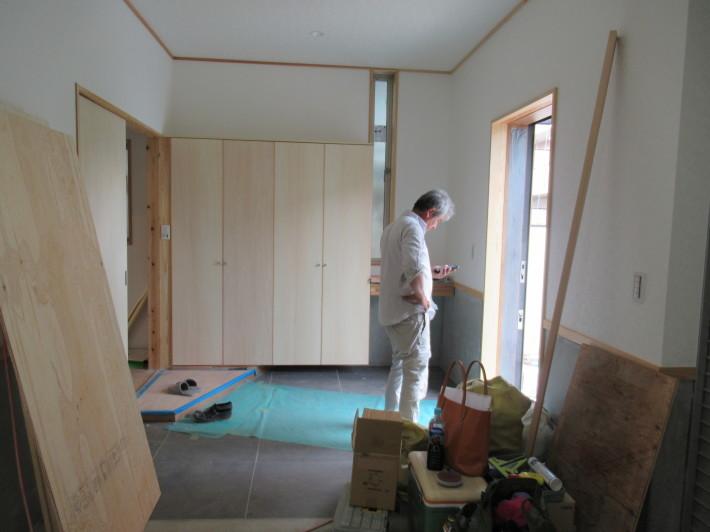 石神井の家☆完了検査無事終了しました!_c0152341_07582537.jpg