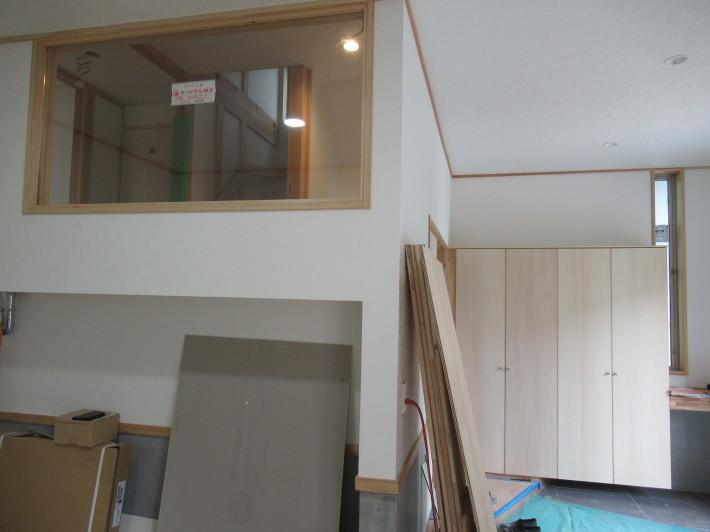 石神井の家☆完了検査無事終了しました!_c0152341_08050413.jpg