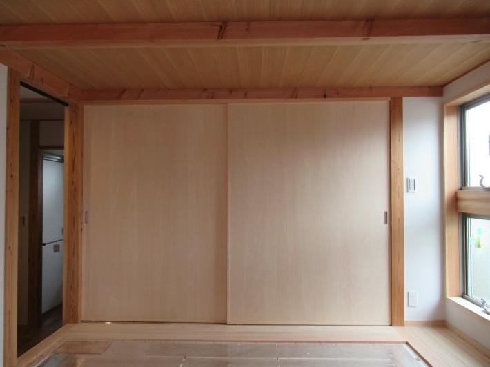 石神井の家☆完了検査無事終了しました!_c0152341_08165059.jpg