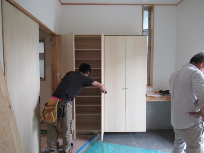 石神井の家☆完了検査無事終了しました!_c0152341_08320821.jpg