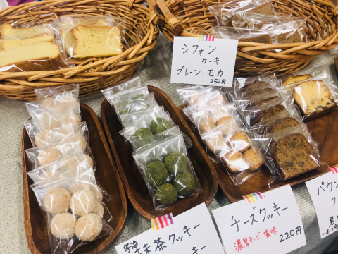 おしゃれマーケット @国立 開催中_a0153945_20261777.jpg