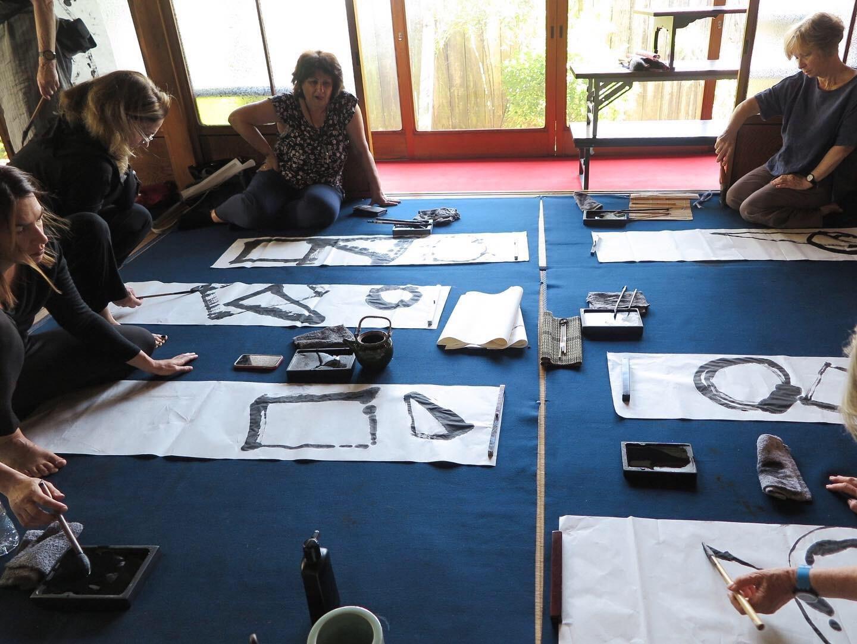 Sumi ink symposium Nara 2019_f0389753_23225415.jpeg