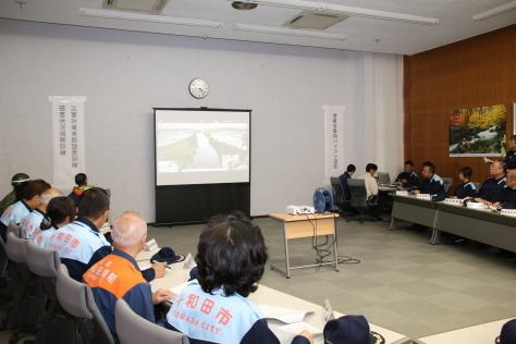 防災意識の高揚を図る 令和元年度十和田市総合防災訓練_f0237658_14384821.jpg