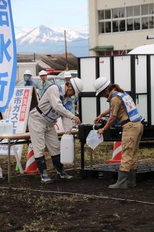 防災意識の高揚を図る 令和元年度十和田市総合防災訓練_f0237658_14402232.jpg