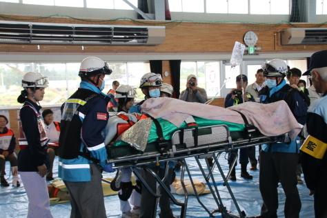 防災意識の高揚を図る 令和元年度十和田市総合防災訓練_f0237658_14442138.jpg