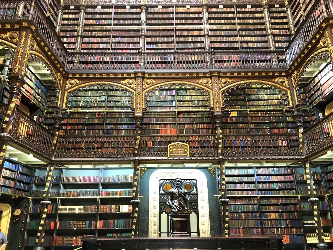 """中南米の旅/48  ハリーポッターの世界 \""""幻想図書館""""@リオ_a0092659_15562416.jpg"""