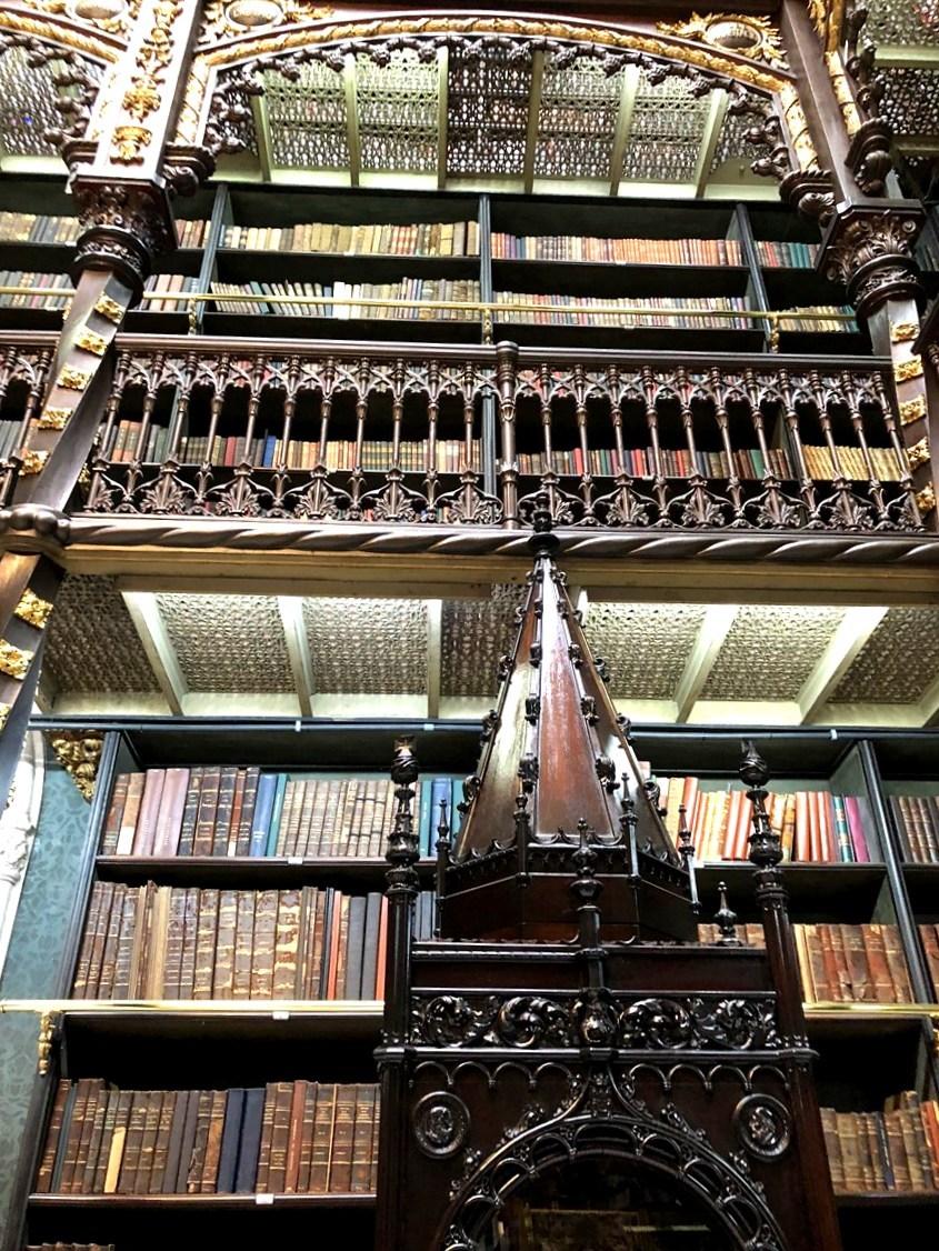 """中南米の旅/48  ハリーポッターの世界 \""""幻想図書館""""@リオ_a0092659_16152660.jpg"""