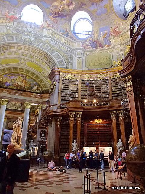 """中南米の旅/48  ハリーポッターの世界 \""""幻想図書館""""@リオ_a0092659_16391185.jpg"""
