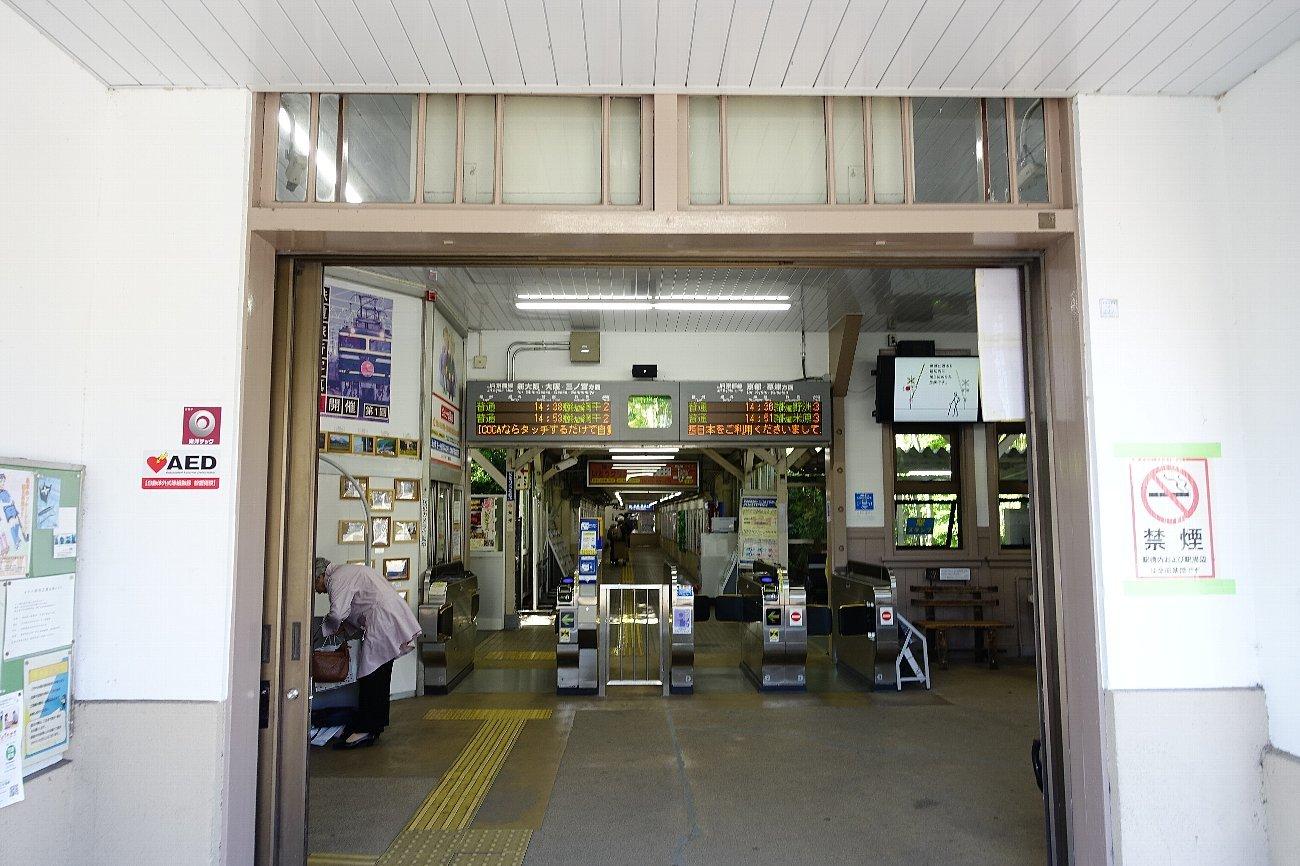JR山崎駅舎 _c0112559_09491585.jpg