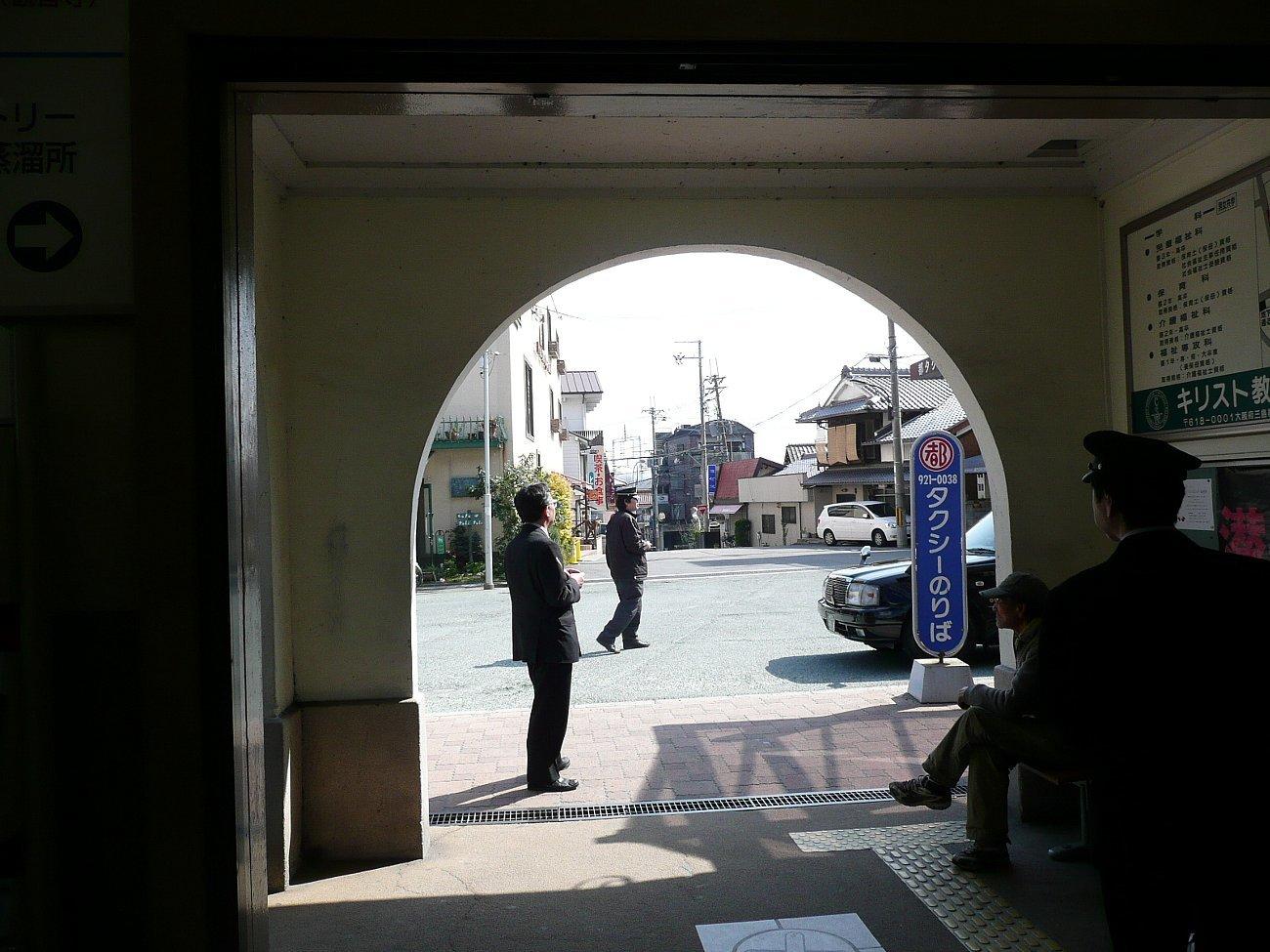 JR山崎駅舎 _c0112559_09535259.jpg