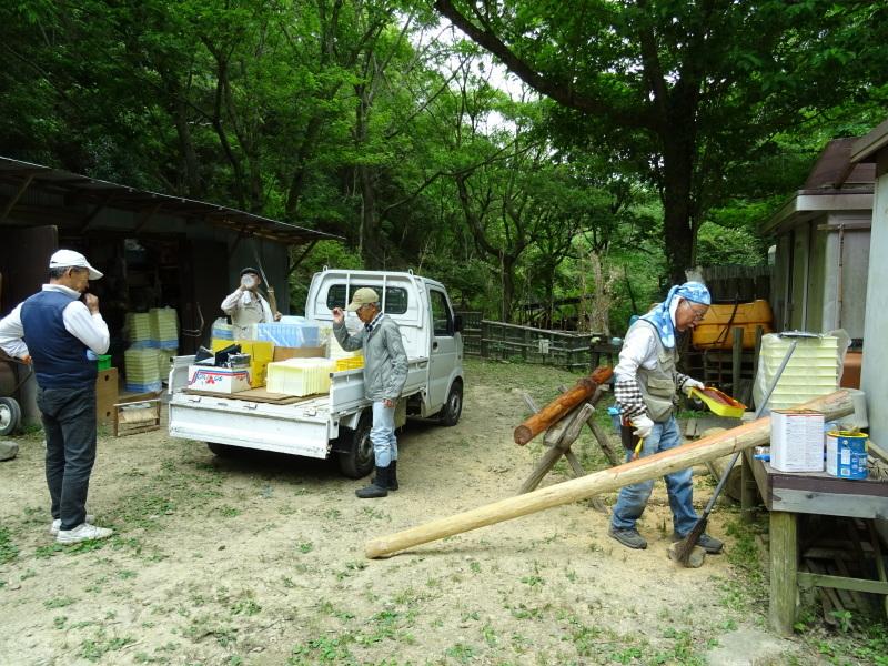 フリー活動日はのんびりと・・・孝子の森_c0108460_18340255.jpg