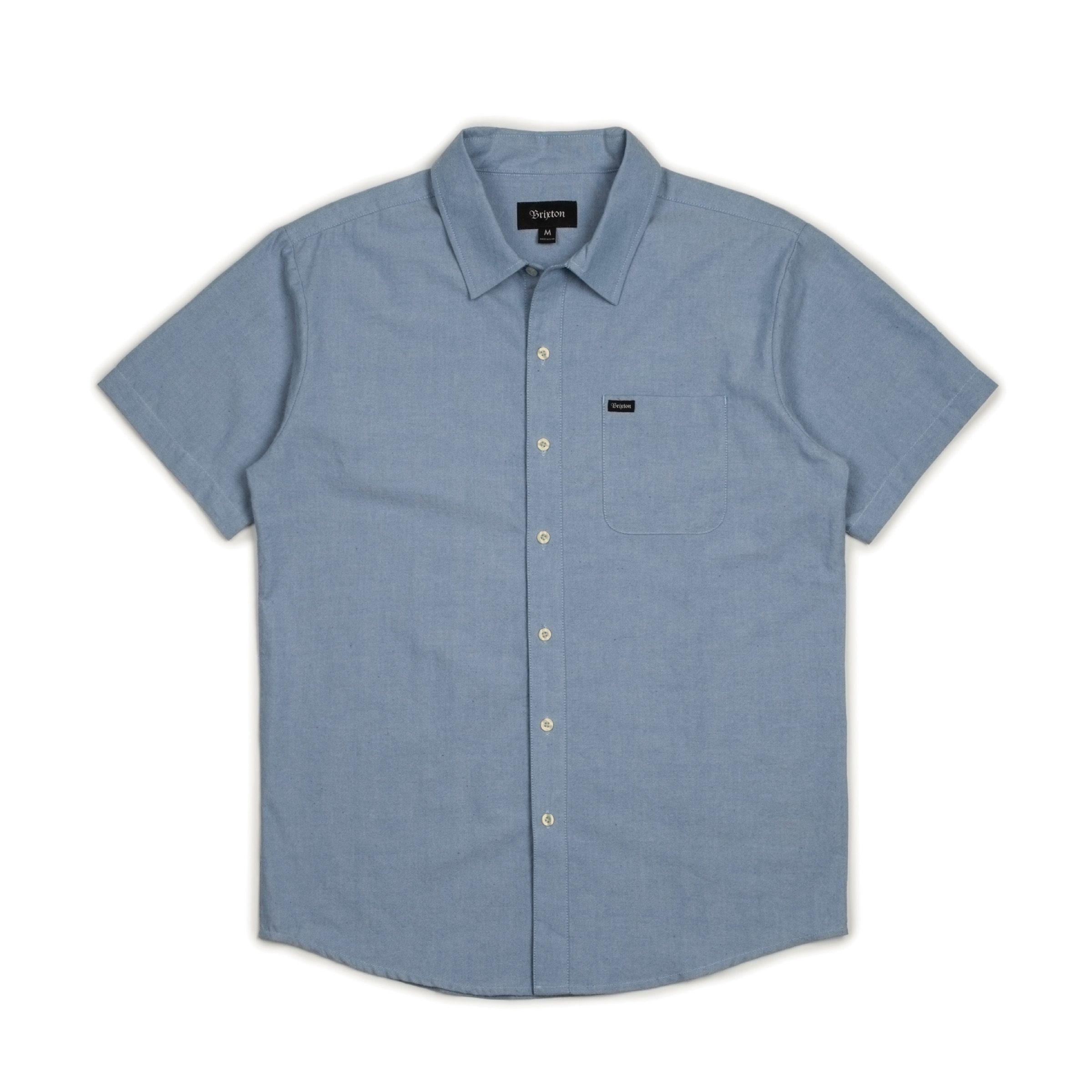 Brixton S/S Oxford Shirts_b0121563_13511410.jpg