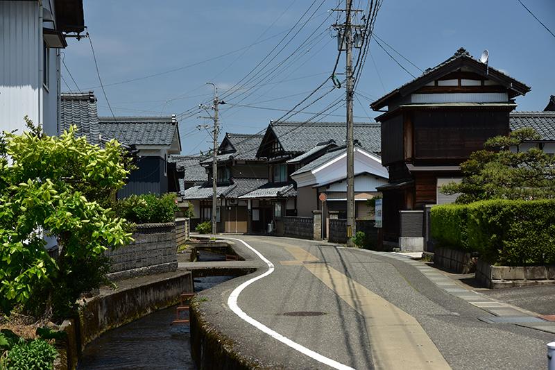 北国街道 今庄宿から鯖江宿を行く_e0164563_09434745.jpg