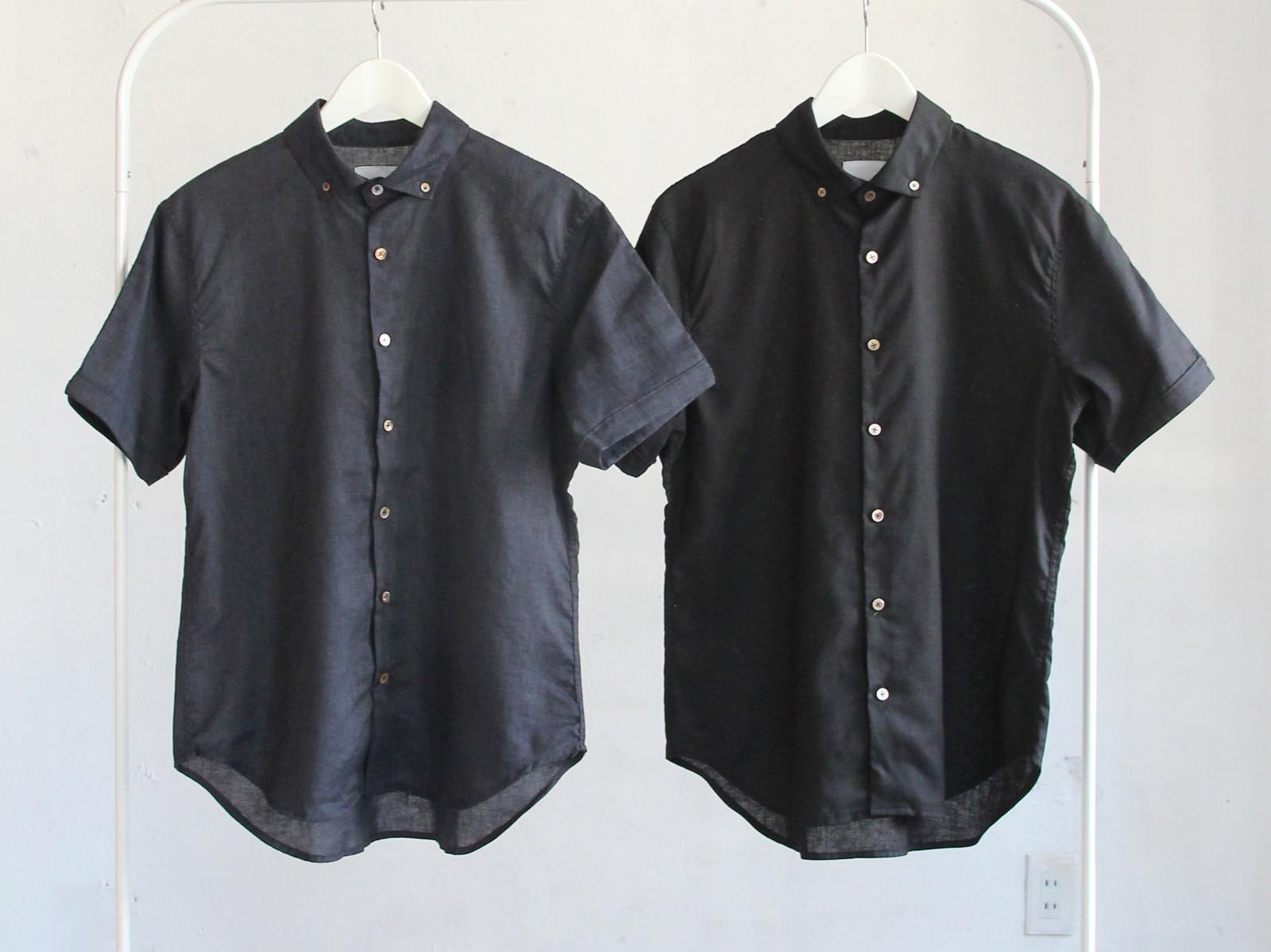 Linen Canvas BD Shirt_c0379477_19021928.jpg