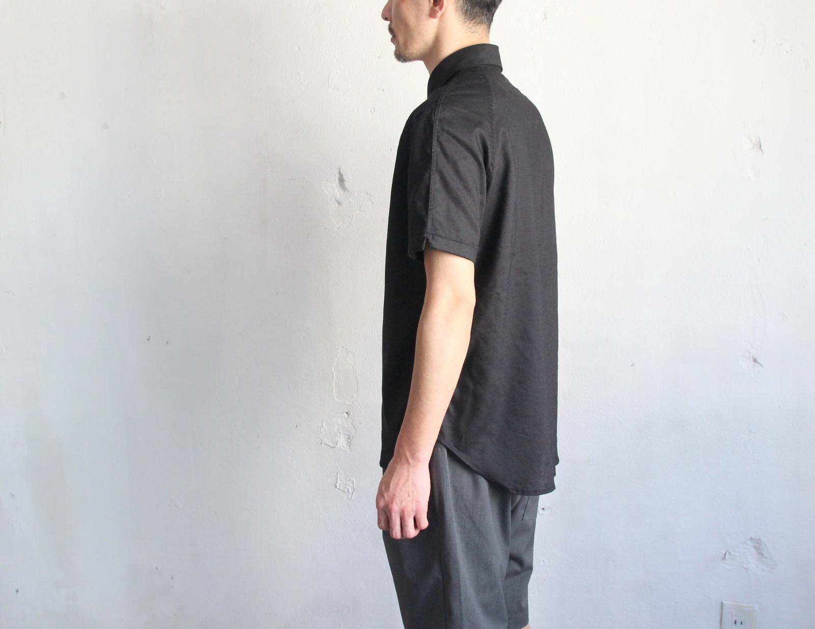 Linen Canvas BD Shirt_c0379477_19050484.jpg