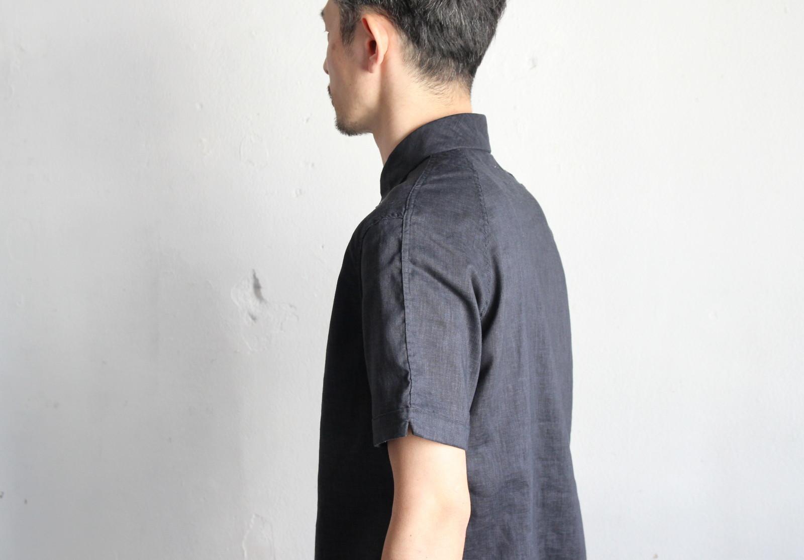 Linen Canvas BD Shirt_c0379477_19093137.jpg