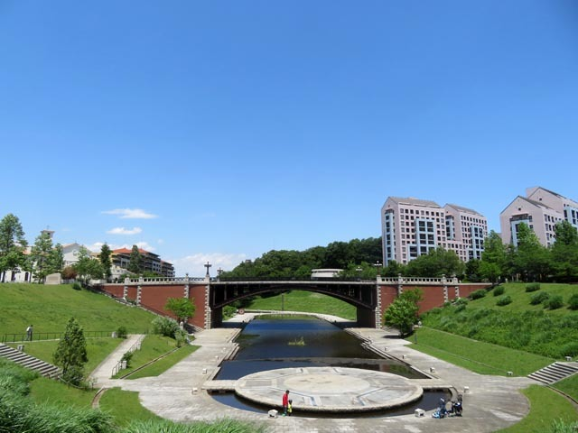 長池公園へ_e0133780_12474625.jpg
