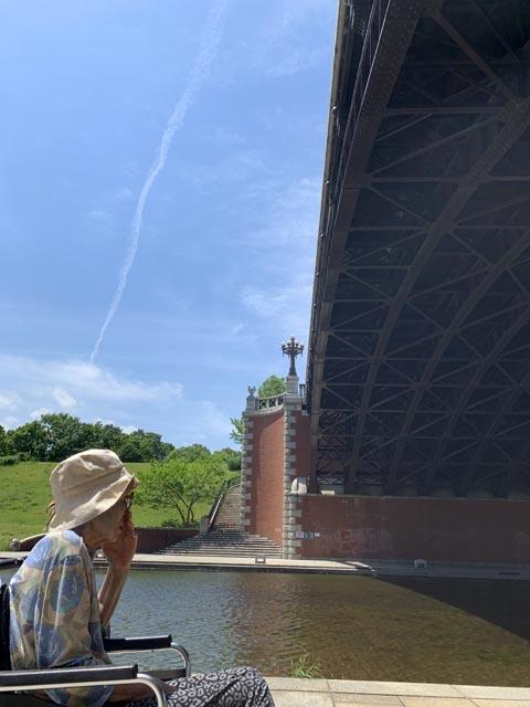 長池公園へ_e0133780_14520852.jpg