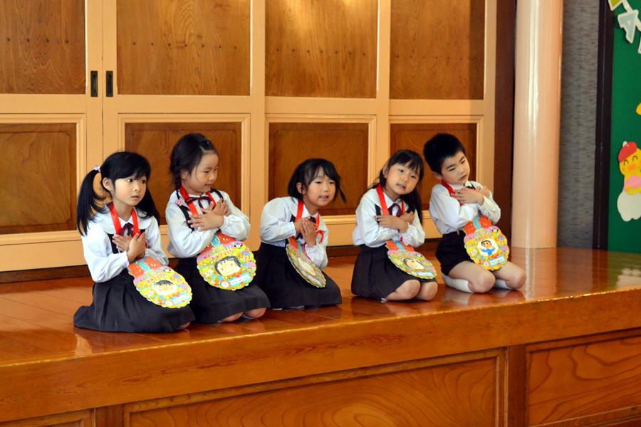 上宮第一幼稚園「お誕生会」_d0353789_10462365.jpg