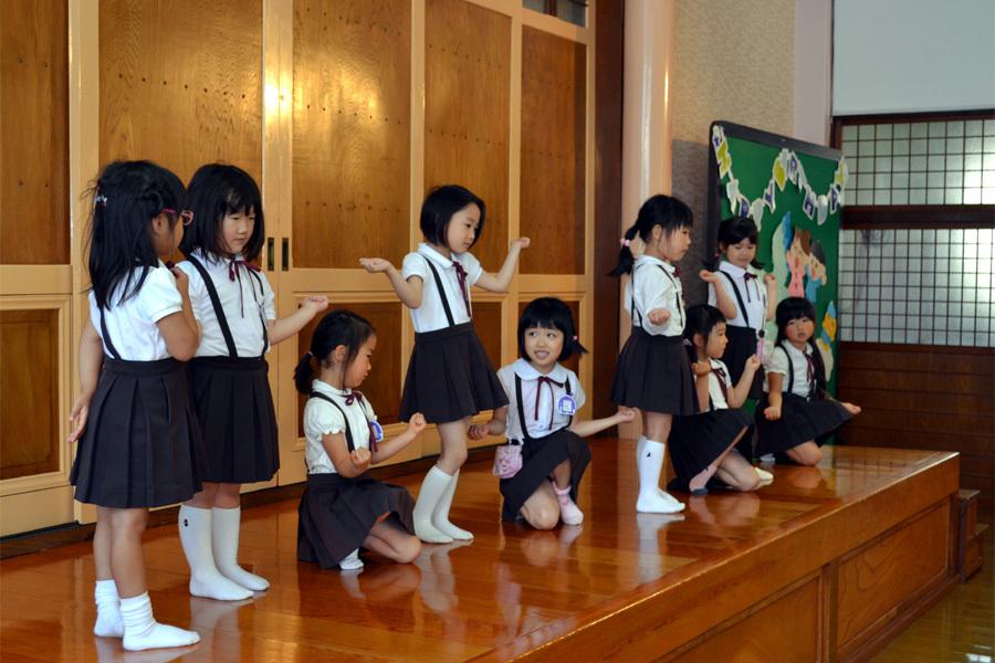 上宮第一幼稚園「お誕生会」_d0353789_10463215.jpg