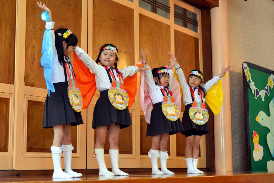 上宮第一幼稚園「お誕生会」_d0353789_10465095.jpg