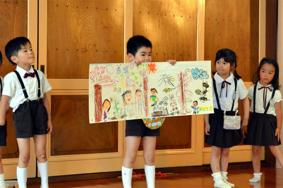 上宮第一幼稚園「お誕生会」_d0353789_10471047.jpg