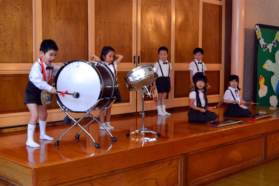 上宮第一幼稚園「お誕生会」_d0353789_10472315.jpg