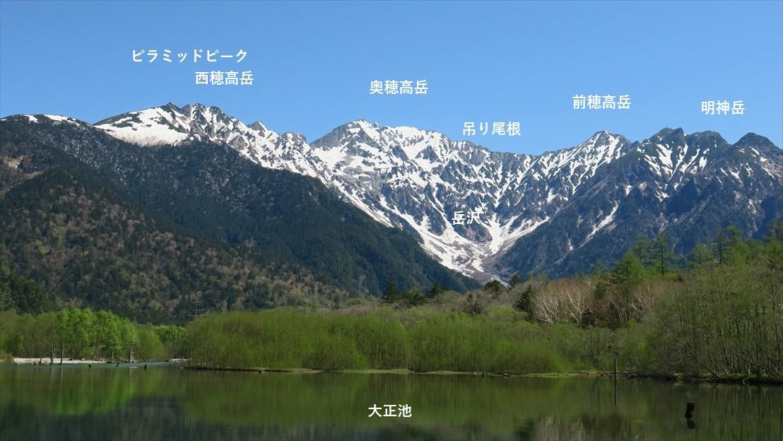 徳澤キャンプ ②河童橋_e0271890_16325705.jpg