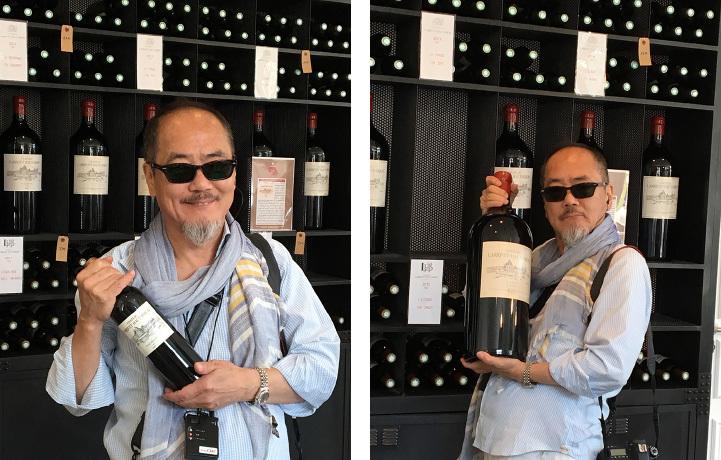 ワインと美食の旅、ボルドーとバスク地方_c0313595_21324610.jpg